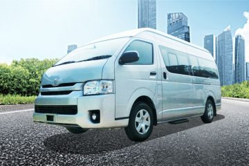 Hiace Commuter
