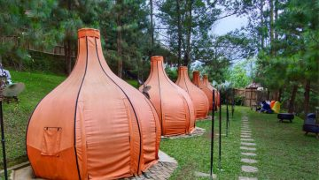 Tempat Wisata Anti Stress di Lembang Bandung