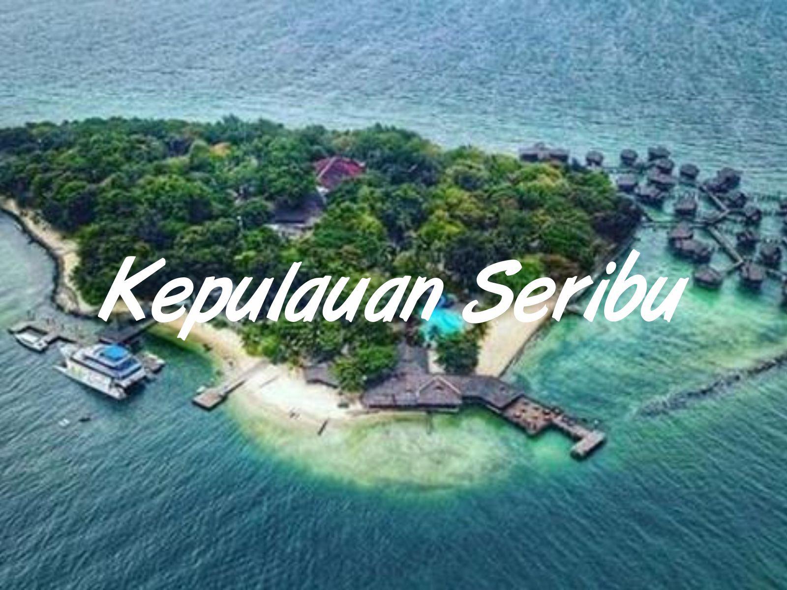 Bus Karyawan Executive  Tempat Wisata di Kepulauan Seribu yang