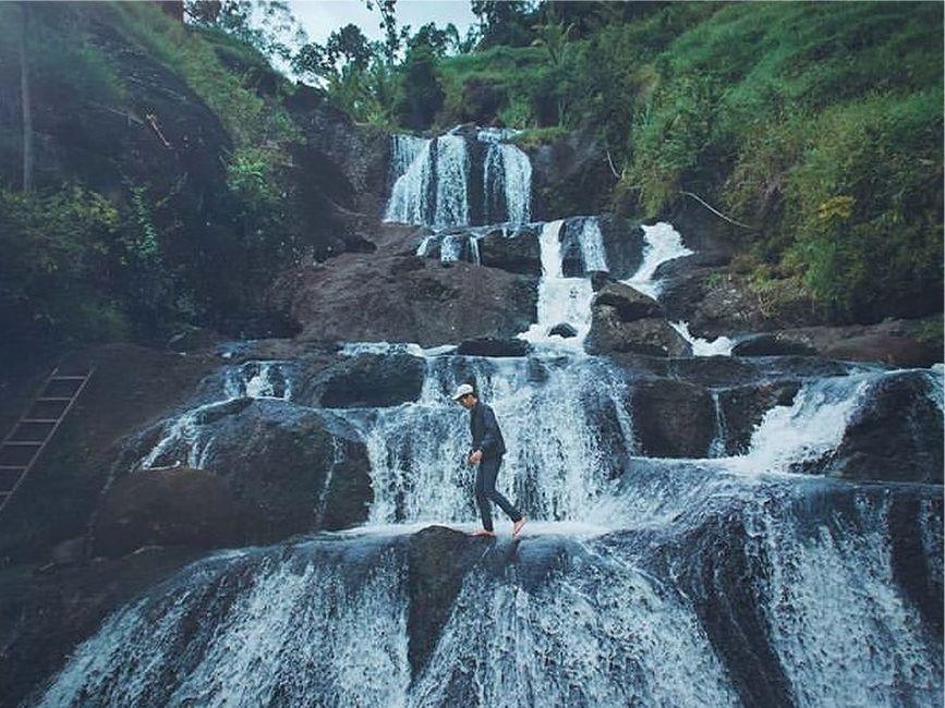 Air terjun Kedung Kandang. Sumber IG explorejogja