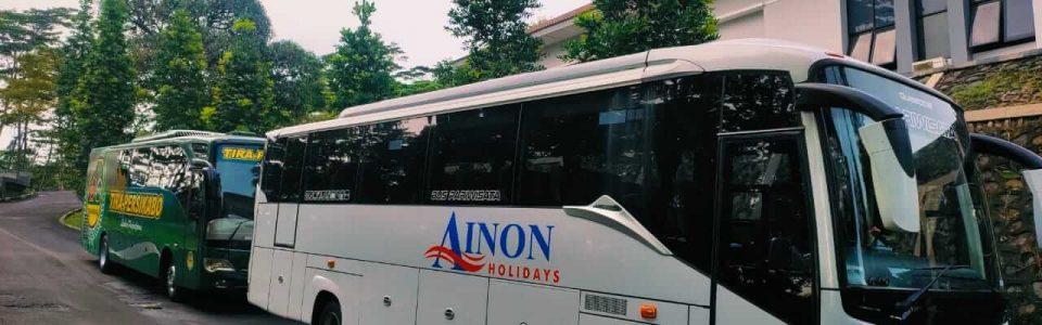 2.Bus Pariwisata Bekasi Telah Difasilitasi Dengan Fitur Canggih
