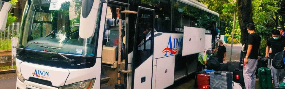 3.Sewa Bus Pariwisata Jakarta Dapat Anda Pilih Sesuai Kebutuhan