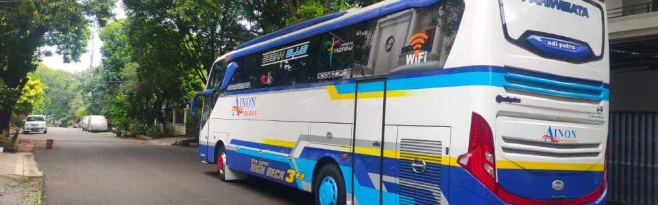 6.Sewa Bus Pariwisata Kota Cilegon Dengan Harga Ramah Kantong